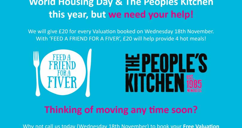 World Housing Day Wednesday 18th November 2020