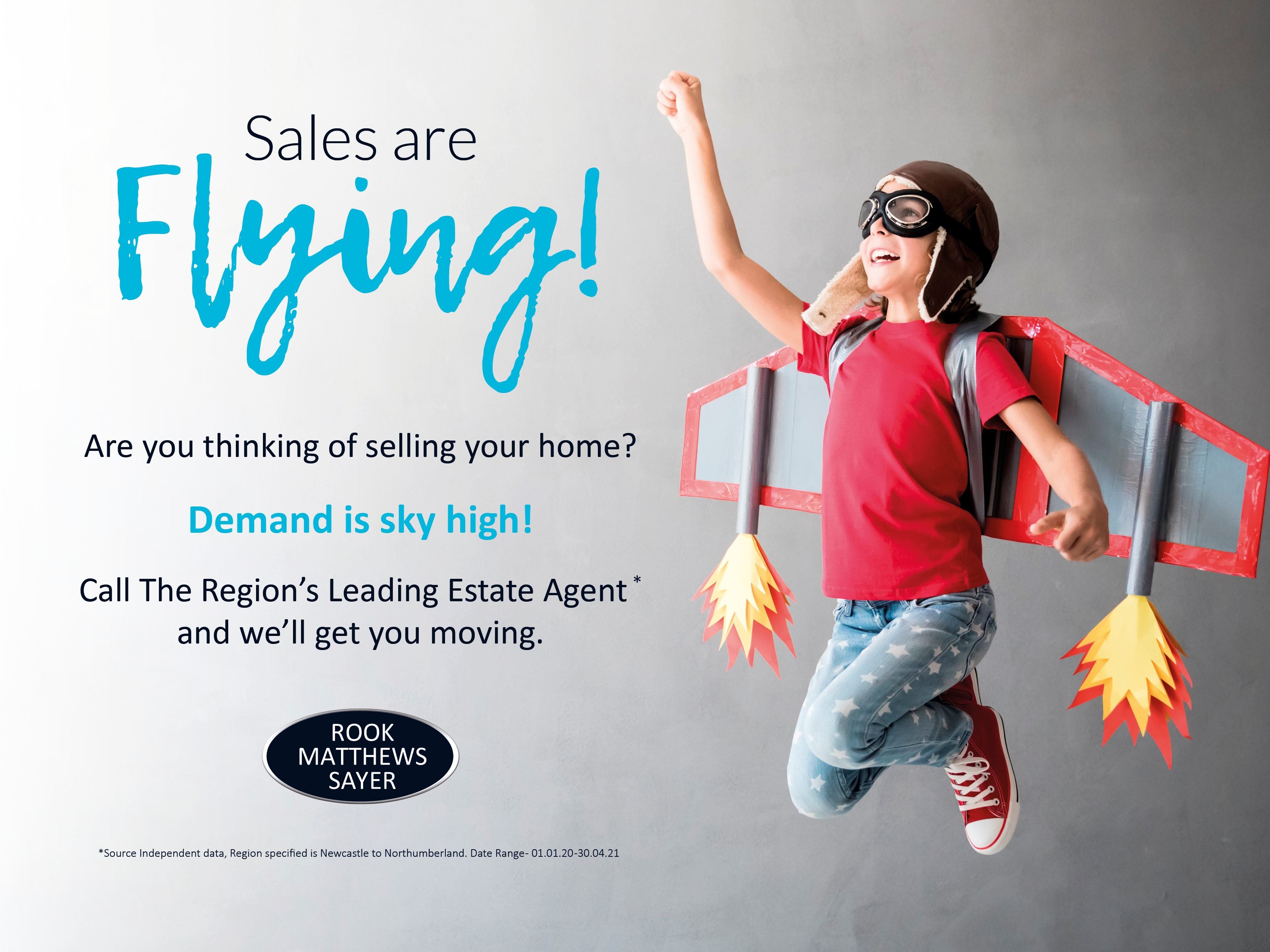 Super Charge your home sale!