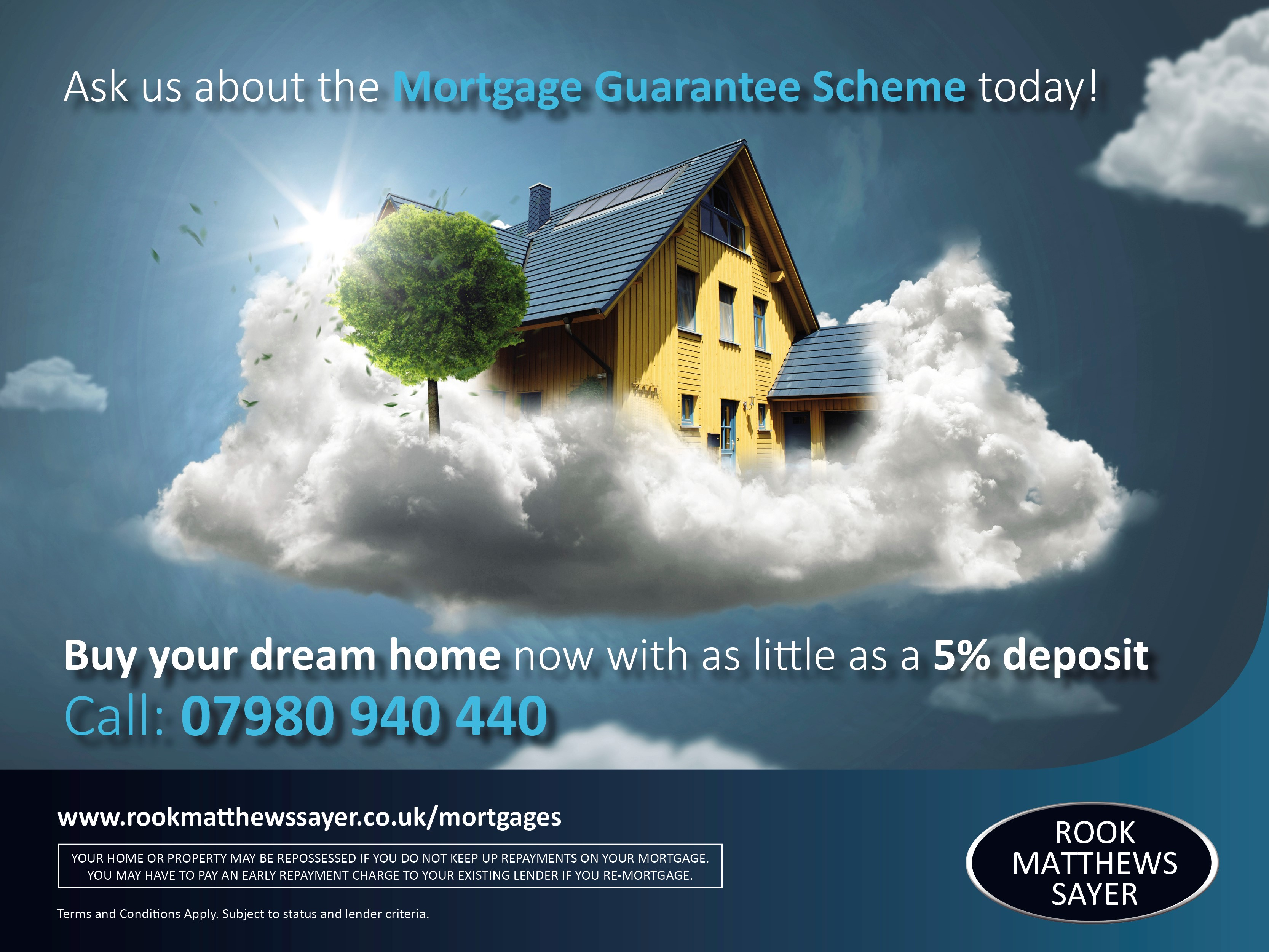 95% Mortgage Guarantee Scheme available now