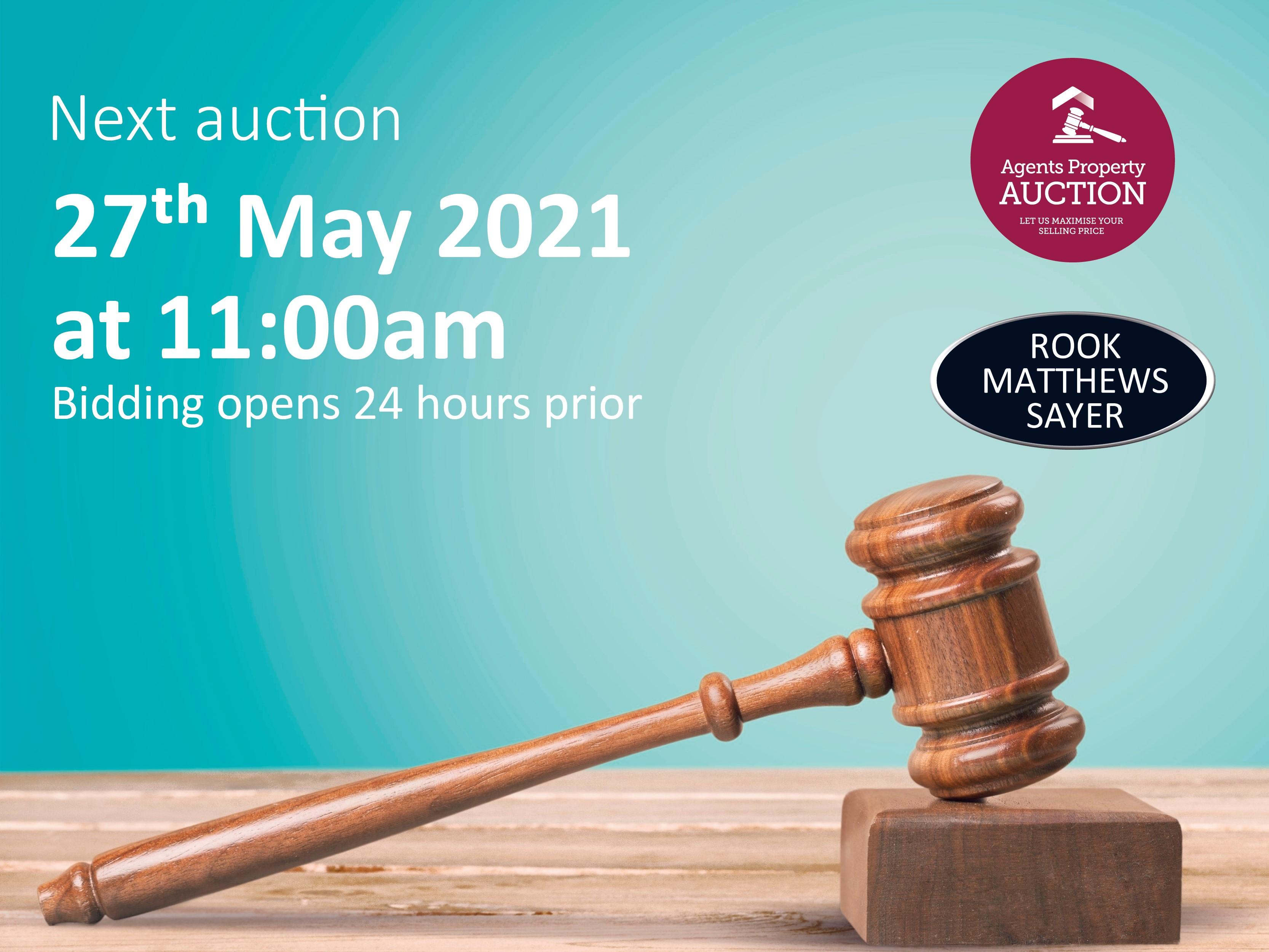 Next Property Auction 26/05/21-27/05/21
