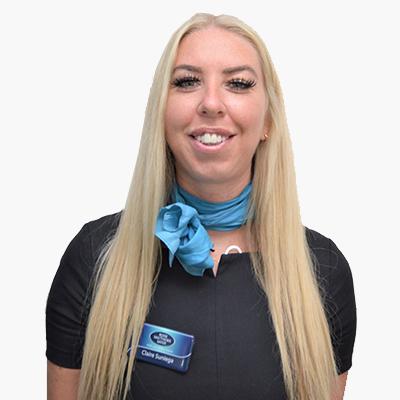Claire Suniega: Sales Negotiator