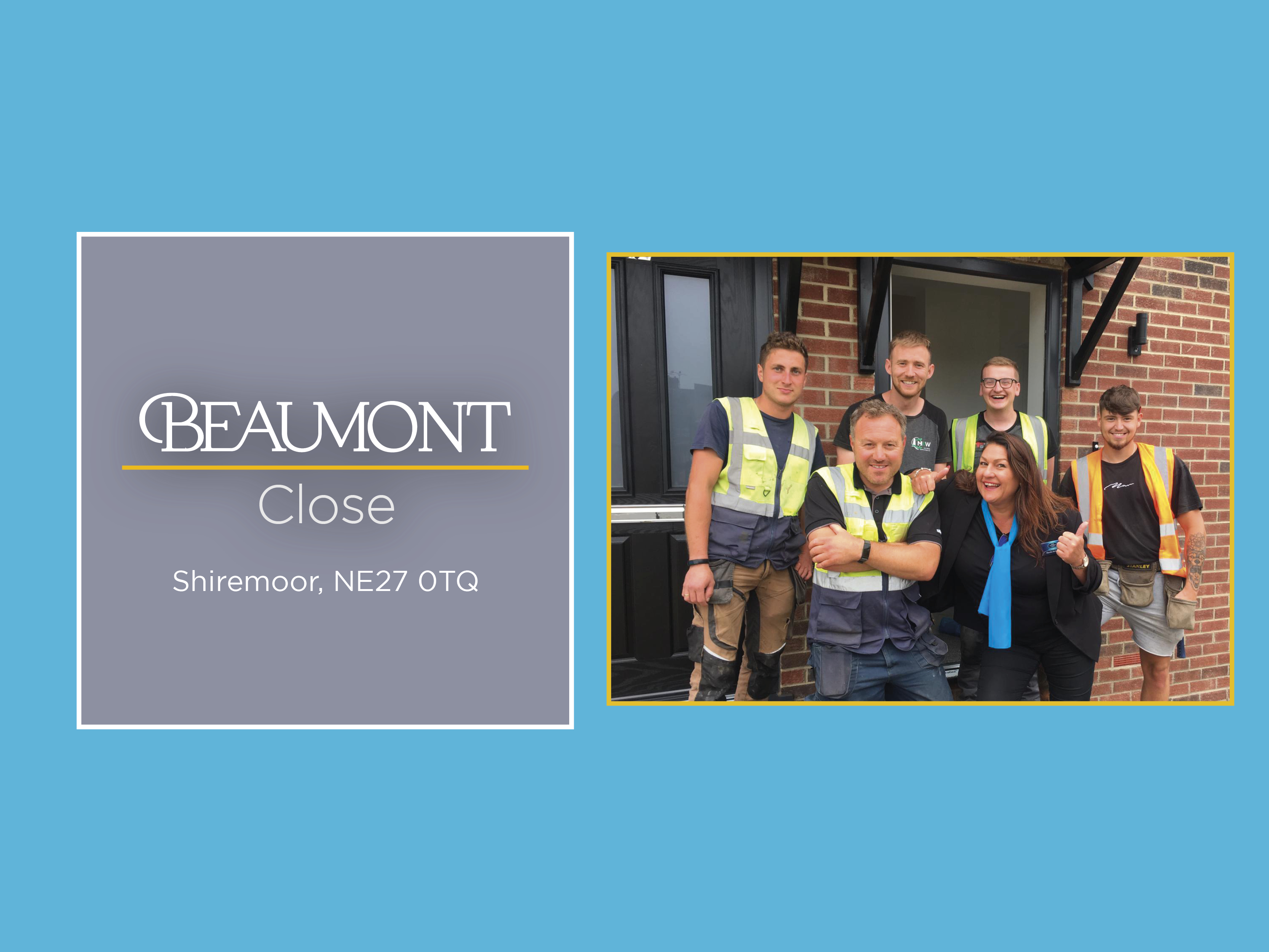 Beaumont Close Development Launches TODAY!