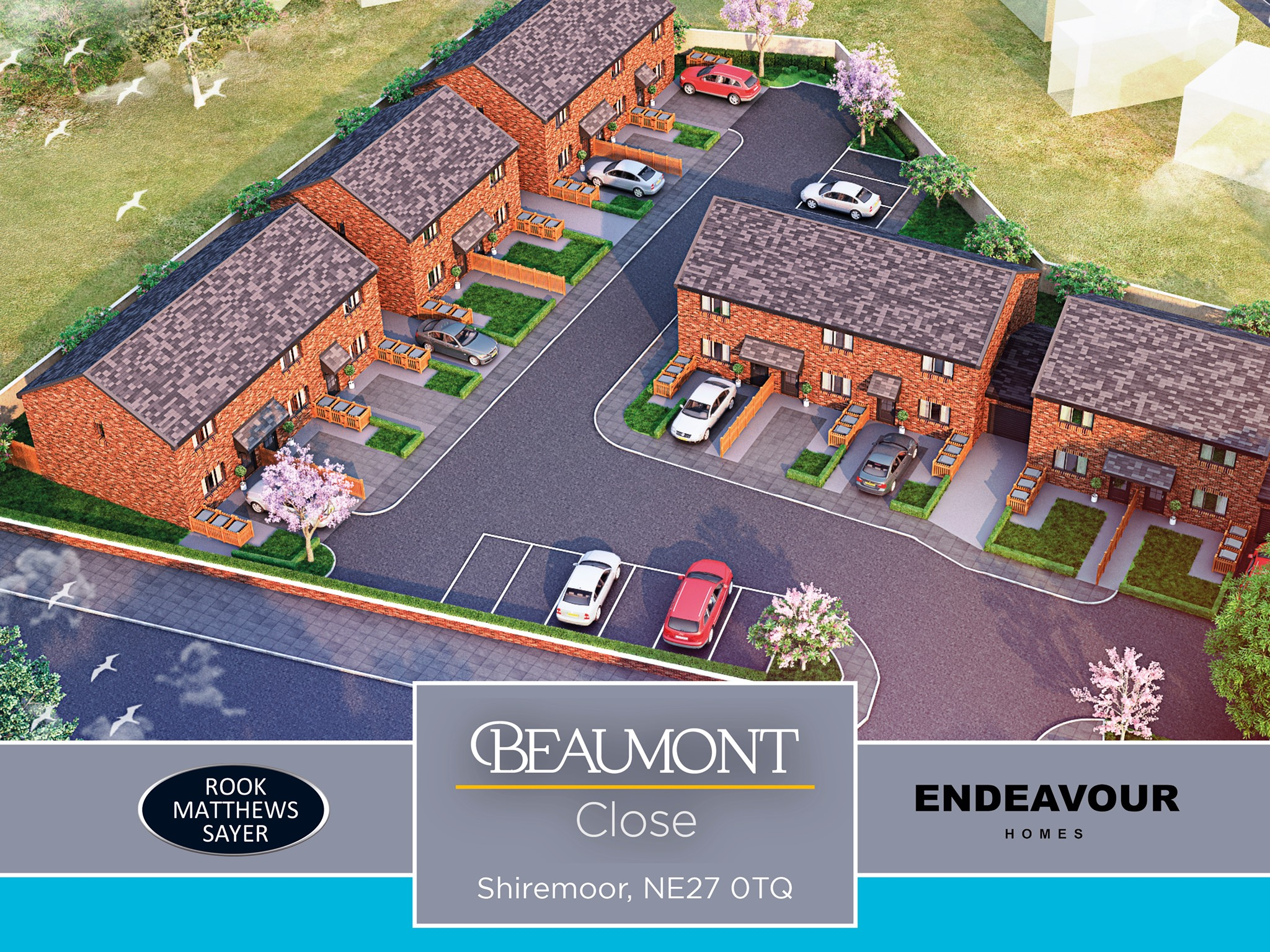 Reserve your Beaumont Close home now!