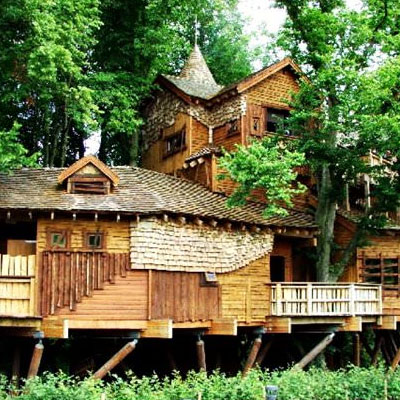 The Tree House at Alnwick Gardens