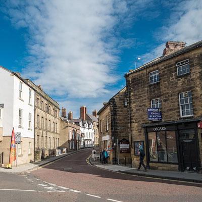Alnwick Town Centre