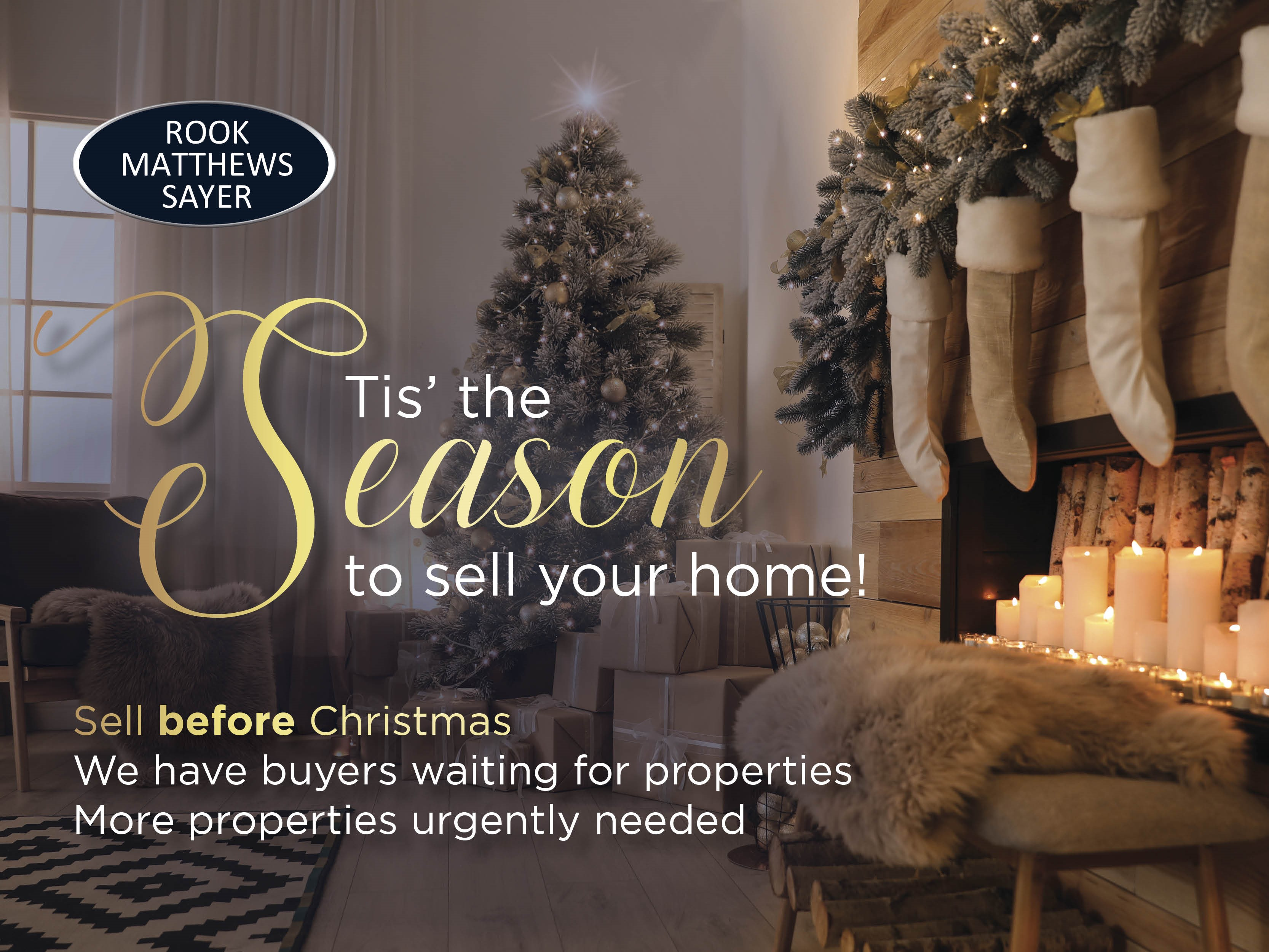 'Tis the season to sell your home!