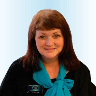 Lorraine Paul - Valuation Manager