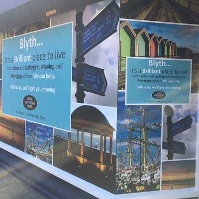Blyth Branch Window