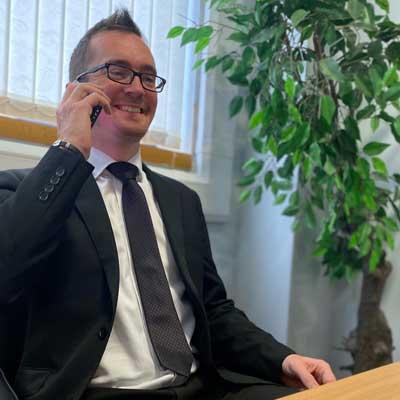 Gordon Bird - Commercial Sales Negotiator