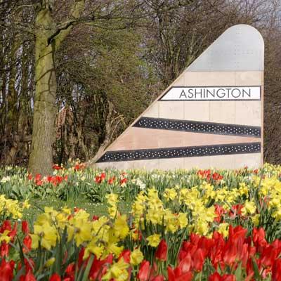 Welcome to Ashington